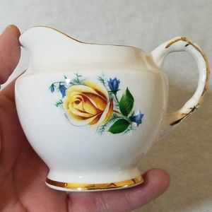 Delphine Bone China Creamer